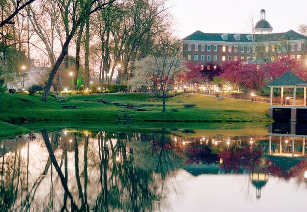 Universidade de Ohio nos Estados Unidos (Foto: Divulgação)