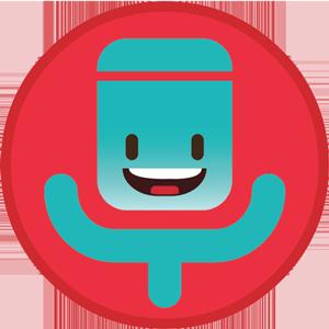 emoji the voice kids feliz (Foto: Gshow)