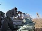Bombardeios americanos em distrito cercado pelos talibãs no Afeganistão