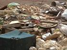 Moradores bloqueiam pela 2ª vez a via de acesso ao aterro de Marituba, PA
