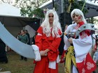 Heris japoneses inspiram encontro de cosplayers em Ribeiro