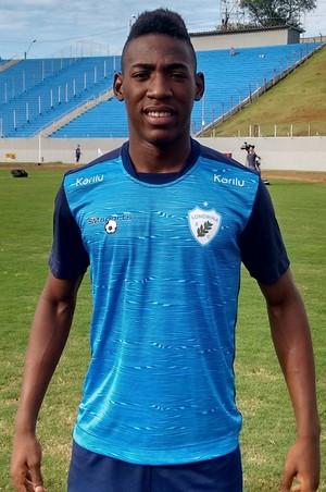 Léo Pelé Londrina (Foto: Rodrigo Saviani)