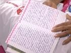 'O amor salva', escreve menina antes de desaparecer há 6 meses na capital
