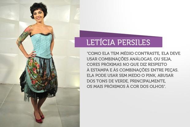 Persiles (Foto: Mais Você / TV Globo)