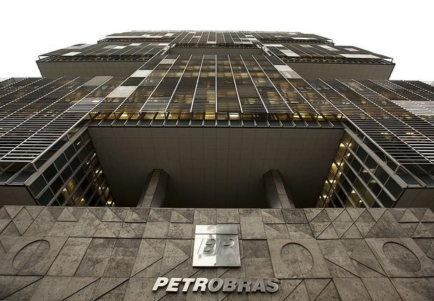 Sede da Petrobras, no Rio de Janeiro (Foto: Mario Tama/Getty Images)