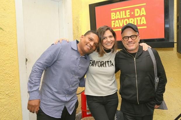 A promoter Carol Sampioa convida diretor artístico de Madonna para criar nova identidade da Favorita  (Foto: Reginaldo Teixeira)