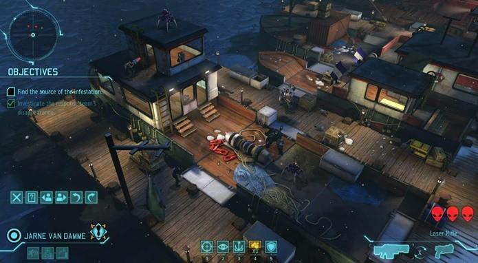 Xcom Enemy Within é um jogo de estratégia com muitas possibilidades (Foto: Divulgação)