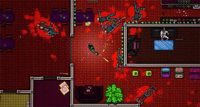 Hotline Miami 2 Wrong Number mais barato no PS4 (Foto: Divulgação/Sony)