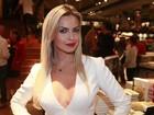 'Não admito ser feita de palhaça', diz Veridiana sobre caso com Mendigata