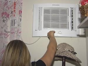 Ar-condicionado virou aparelho essencial neste calor em Rio Preto