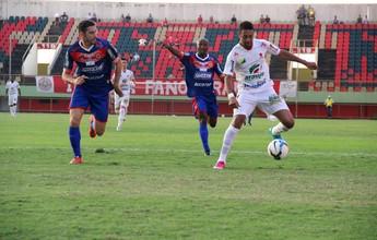 Charles Chenko desencanta e espera mais gols com a camisa do Rio Branco