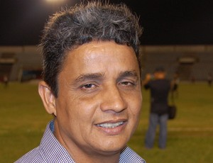 Reginaldo Sousa, técnico do Botafogo-PB (Foto: globoesporte.com/PB)