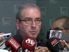 Cunha pede audiência ao presidente do STF sobre o impeachment