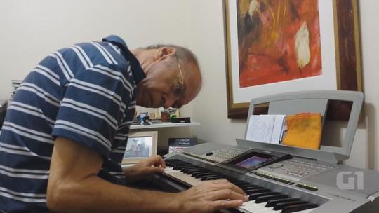 Resultado de imagem para Portadores de Parkinson superam sintomas, preconceito e se entregam para vida, artes e música