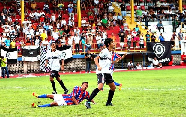 Fast Clube 0x0 Rio Negro na semifinal do returno no Sesi  (Foto: Anderson Silva/GLOBOESPORTE.COM)