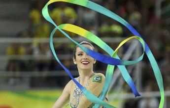 Atleta olímpica, Natália Gaudio vai liderar Brasil no Sul-Americano de GR