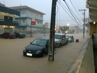 Chuva de mais de 100 milímetros causa transtornos no Grande Recife