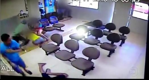 operações bancárias atraem criminosos (Pedro Ângelo/G1 MG)