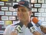 """Cabo valoriza virada """"expressiva"""" e diz que Atlético-GO vai com moral à semi"""
