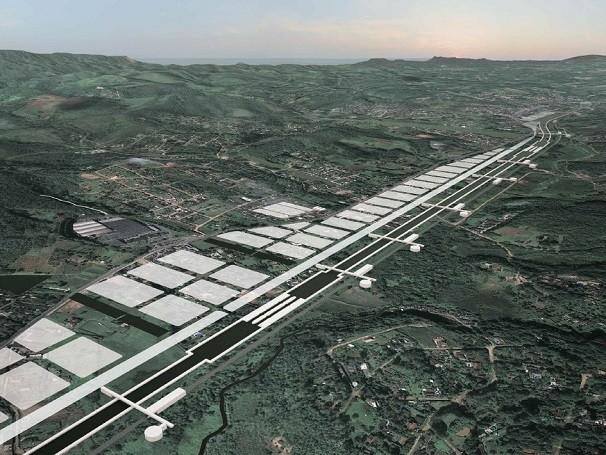 Até 2040, São Paulo terá um anel hidroviário de 170km de extensão, que passará por 15 municípios da região metropolitana (Foto: Divulgação/ Grupo Metrópole Fluvial)