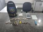 Três homens são detidos por tráfico de drogas em Campos do Jordão