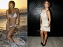 Robertha Portella surge mais magra em evento: 'Perdi massa muscular'