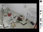 Padre denuncia destruição de objetos durante invasão à 'Sala dos Milagres'