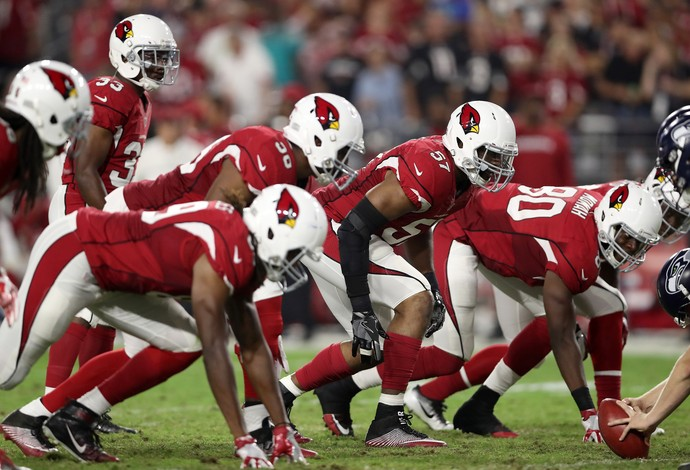 Arizona Cardinals, futebol americano, NFL (Foto: Getty Images)
