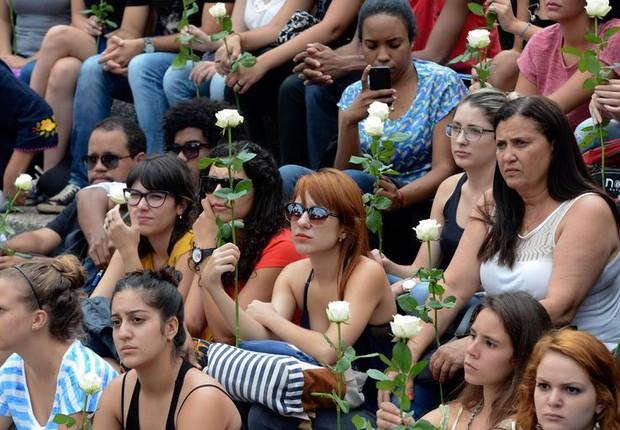Mulheres do brasil ; Dia Internacional da Mulher ; população brasileira ; feminismo ;  (Foto: Valter Campanato/Agência Brasil)