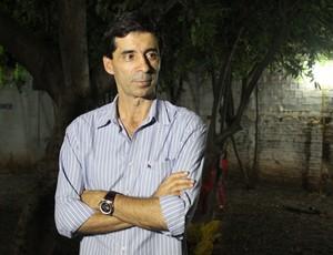 Mauro Galvão em Teresin (Foto: Renan Morais)