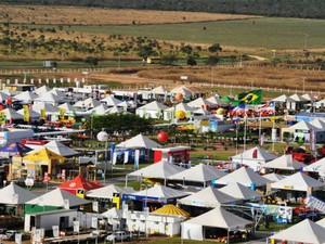 Bahia Farm Show acontece entre os dias 24 e 28 de maio, em Luís Eduardo Magalhães (Foto: Divulgação)
