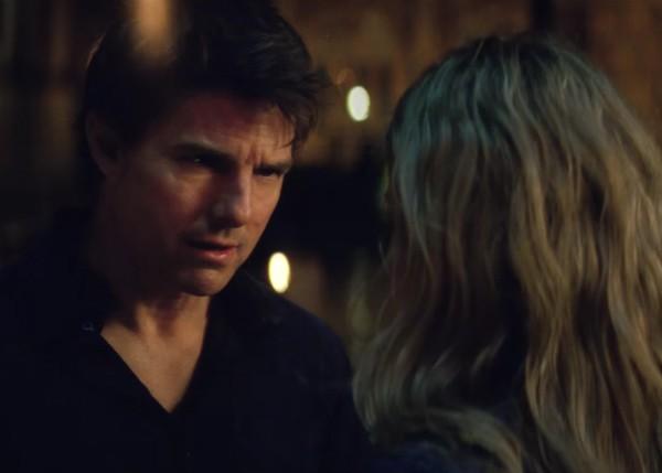 O ator Tom Cruise em cena de 'A Múmia' (Foto: Reprodução)
