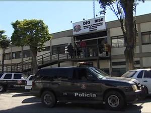 DIG Taubaté (Foto: Reprodução/TV Vanguarda)