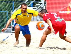 Buru futebol de areia rússia (Foto: divulgação)