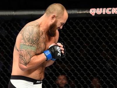 Travis Browne, UFC 203, MMA (Foto: Getty Images)