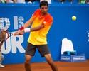 Bellucci dá azar em sorteio e enfrenta Dolgopolov na estreia do Rio Open