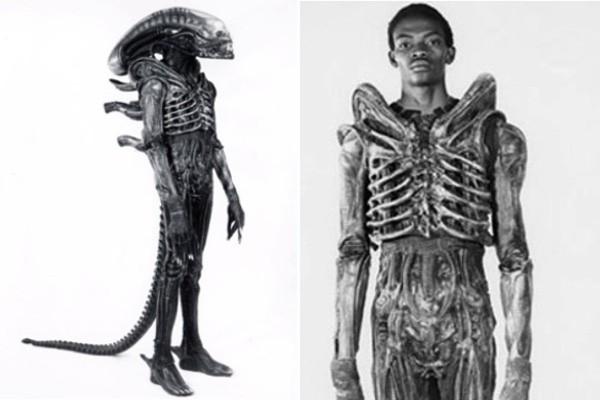 Alien / Bolaji Badejo (Alien, o 8º Passageiro) (Foto: .)