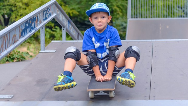 Skate Principiante (Foto: Oleg Mikhaylov Shutterstock)