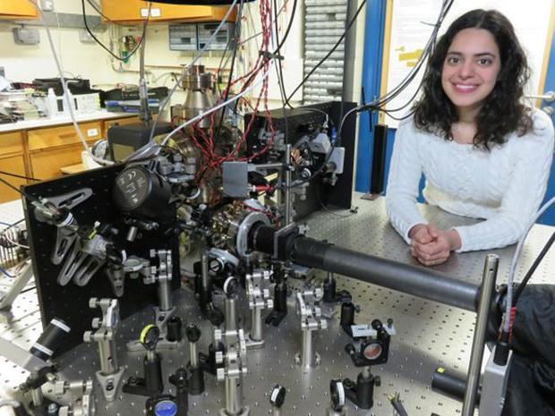 Diana Prado Lopes Aude Craik faz doutorado em Oxford. (Foto: Arquivo Pessoal)