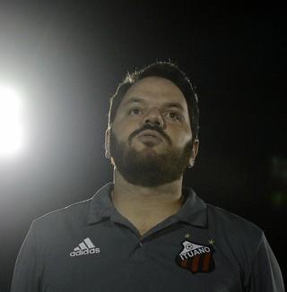 Tarcísio Pugliese, técnico do Ituano (Foto: Mauro Horita/ Ituano FC)