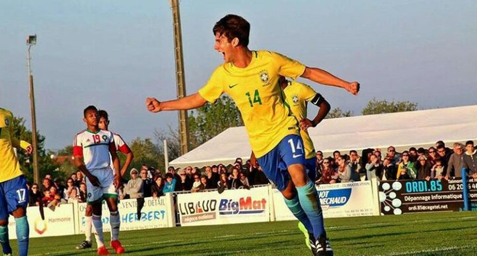 Sandro Perpetuo vai se formar em inglês e quer aprender espanhol (Foto: Arquivo Pessoal)