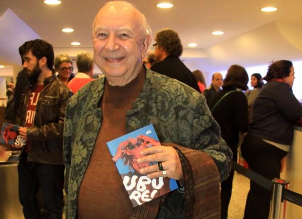 Sérgio Mamberti (Foto: Marcos Ribas/Brazil News)