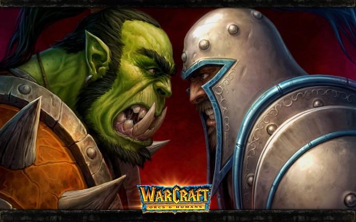 O primeiro Warcraft serve como base para o filme (Foto: Divulgação/Blizzard)