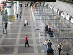 Aeroporto Internacional de Belém (Foto: Marcelo Seabra/ O Liberal)