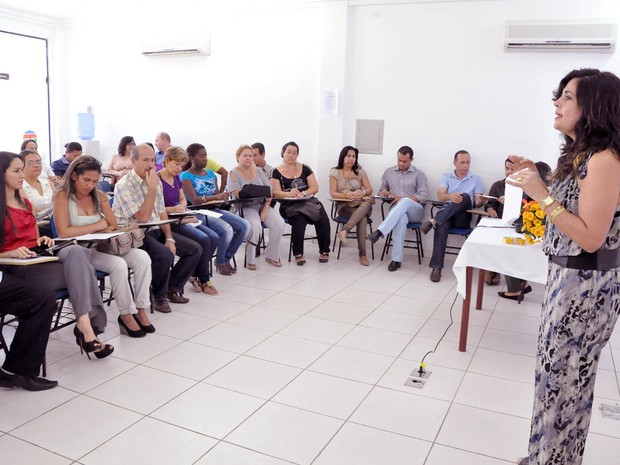 Médicos estrangeiros participaram de um processo de integração durante esta semana em Palmas (Foto: Luciano Ribeiro/ATN)