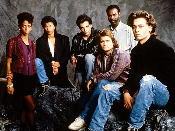 'Anjos da Lei' (1987–1991) (Foto: Divulgação)