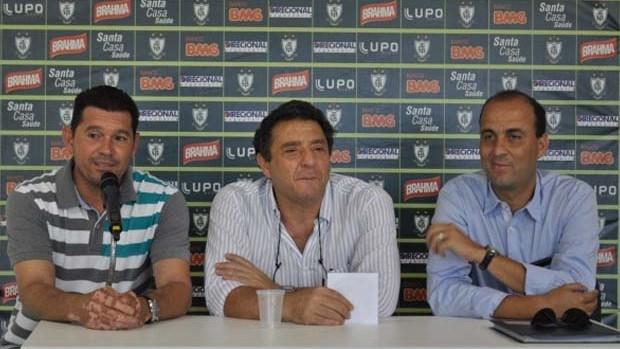 Fabiano, novo gerente de futebol do América-MG (Foto: Divulgação / Assessoria AFC)