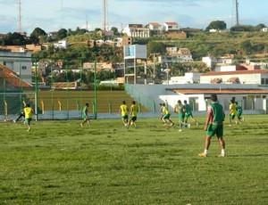 Picos - Treinamento (Foto: Divulgação)