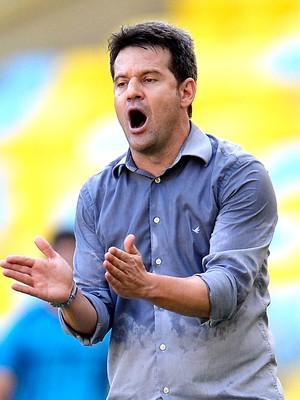 Argel técnico do Criciúma jogo Botafogo (Foto: Alexandre Loureiro / Agência Estado)