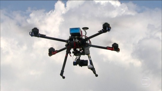 Operações de drones devem seguir novas regras da Anac